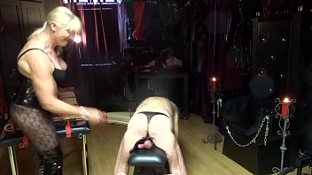 femdom torture penis Inna video and foto