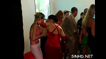 swinger party cumswhots Shemale hookers fuck stud in public wc
