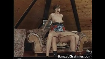 jackass part3 milf horny brunette by Tight vagina and big penis