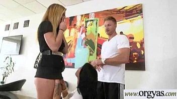 and horny dyanna sex is it gets for Amazing massage part 6
