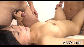 anal asian fish Angel long lesbian strapon