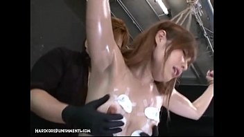 bondage japanese squirting Monster cock maid