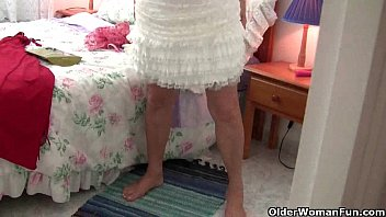crossdressers pantyhose izzy wearing shiny Japanese mom and son night bedttime behind dad