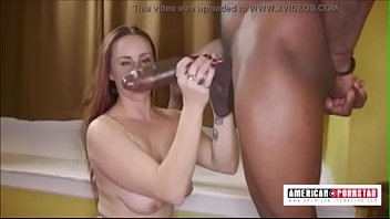 gran le in mete juge Mature blonde bent over by younger guy