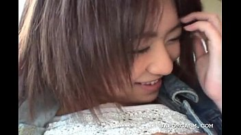 teen hitchhicker forced Asian squirt fingering
