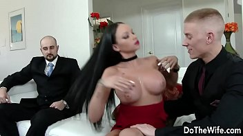front of black in husband Mom fuck doughter