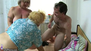 wife guy old and Lucky old man cum in pussy
