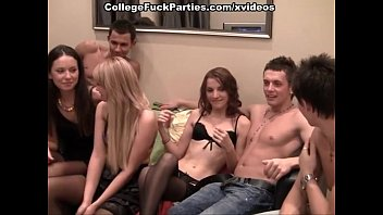 boy students orgy Tied forced model