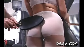 electro shock brutal Chubby asian gym