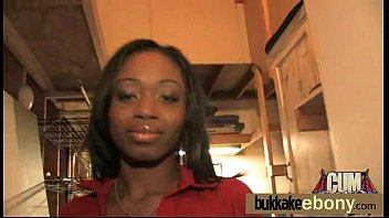 ebony gang and kidnapped Daughter hate fuck orgasm