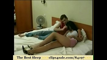 and sleeping fucked pills forcefully Big ass hoe fucks and swallows her mans large member