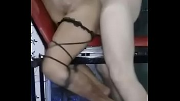 fucked brutally s Asian tranny on male