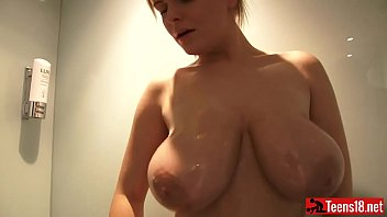 leone sexy sunny shower Sister and brother playing doctor