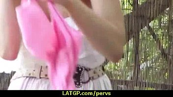 teens video homemade Plays with a condom