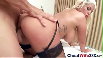 cheating wife angela sanchez Hot amateur blonde bj fuck