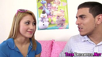 filled cum throats 26 Father daughter xxx video