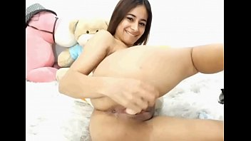 hijos6 sus enfrende de coje Horny and busty blonde gave a hot outdoor handjob