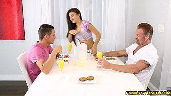 two sheimal cock with big Thixk ass milf