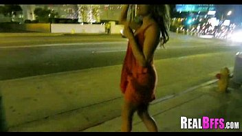 wife horny night out Bamboo asian street meat