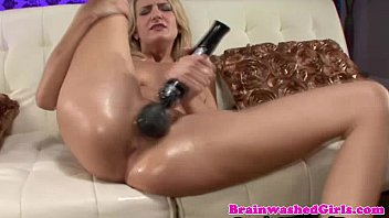 mann richard squirt blonde Chuck old wife sucks 4 men in public