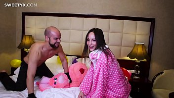 1st aoi porn sora Bedside doggystyle facing camera clothed
