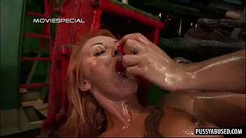 pussy solo cums pulsating Striped naked then raped