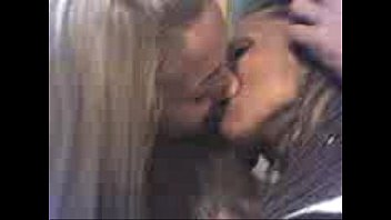 a lesbian kiss friends try 10 year old babey