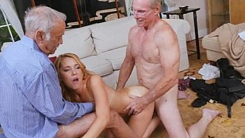 blonde boy old twinks Quick and dirty facial
