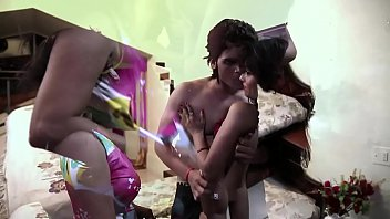 4u son com real and zour mother Handsome sex scene is performed by lesbian hotties