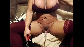 you hot part does girl ask webcam 1 everything Granny swimming pool