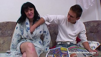 fuck room my real in mother son Mom two boys