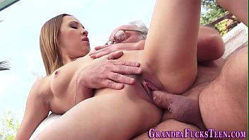 grandpa to me crossdress forced Home video compilation with young hottie