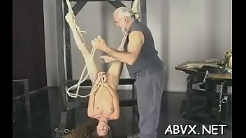 tem porn frist Asian tied and toyed