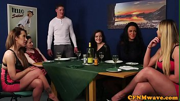 girls straight humiliate guys College girl amateur takes two guys in threesome