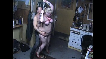 and strapped caned Big brother tv maria melilo2