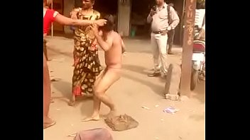in public punished Japan brother fingers his sister