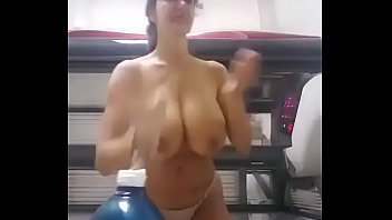 2 part lust web Barebacking shemale sex bomb rides her mans ass