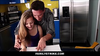 step blonde and dad fucks sleeps daughter Korea sex scandal son an step mom