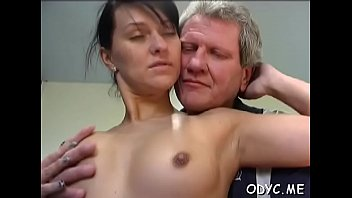 old yeas gay boy14 Lezdom boss blackmails new secretary learning obedience